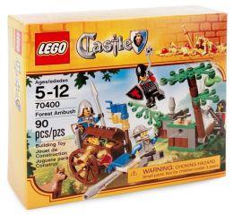 LEGO Castle Forest Ambush 70400