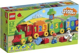 LEGO® DUPLO Learning Play Number Train 10558