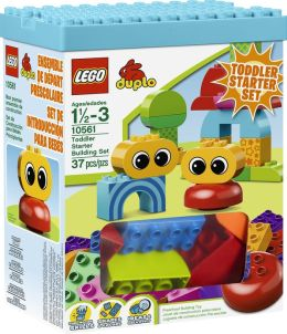 LEGO® DUPLO Creative Play Toddler Starter Building Set 10561