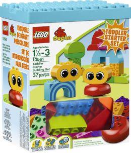 LEGO® DUPLO Creative Play Toddler Starter Building Set 10561