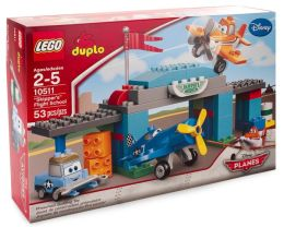 DUPLO Planes Skipper's Flight School 10511