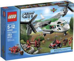 LEGO City Cargo Heliplane 60021