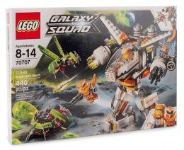 LEGO Space Galaxy Squad CLS-89 Eradicator Mech 70707