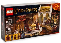 LEGO Lord of the Rings and Hobbit The Council of Elrond 79006