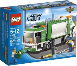 LEGO® City Town Garbage Truck 4432