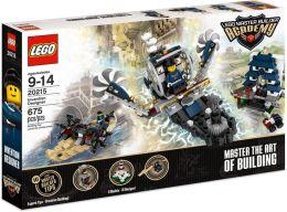 LEGO® Master Builder Academy Invention Designer 20215