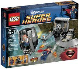 LEGO Superman Black Zero Escape #76009