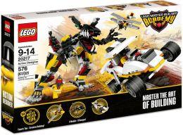 LEGO Master Builder Academy Action Designer 20217