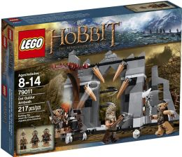 Lego Lord of the Rings and Hobbit: Dol Guldur Ambush 79011