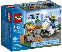 LEGO® City Crook Pursuit 60041