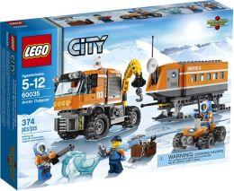 LEGO City Arctic Outpost 60035