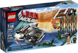 LEGO Movie Bad Cop's Pursuit 70802