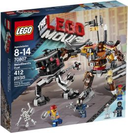 LEGO Movie MetalBeard's Duel 70807
