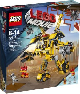 LEGO The LEGO Movie Emmet's Construct-o-Mech 70814
