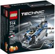 Product Image. Title: LEGO Technic Twin-Rotor Helicopter 42020