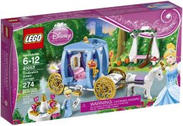 LEGO® brand Disney Princess™ Cinderella's Dream Carriage 41053