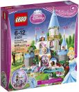 Product Image. Title: LEGO� brand Disney Princess� Cinderella's Romantic Castle 41055