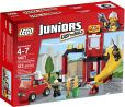 Product Image. Title: LEGO Juniors Fire Emergency 10671