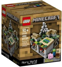 LEGO Minecraft The Village 21005
