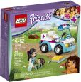 Product Image. Title: 41086 LEGO Friends Vet Ambulance