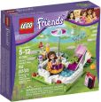 Product Image. Title: LEGO Friends and Olivia's Garden Pool (41090)