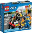 Product Image. Title: 60088 LEGO City Fire Starter set
