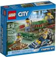 Product Image. Title: 60066 LEGO City Swamp Police Starter set