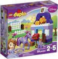 Product Image. Title: 10594 DUPLO Sofia the First Royal Stable