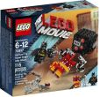 Product Image. Title: 70817 LEGO Movie Batman & Super Angry Kitty Attack