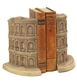 Colosseum Bookends - Set of 2