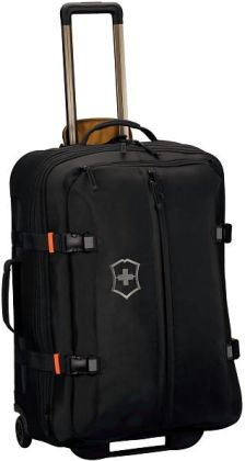 Victorinox CH-97 2.0 Expandable 28 inch Suitcase - Black
