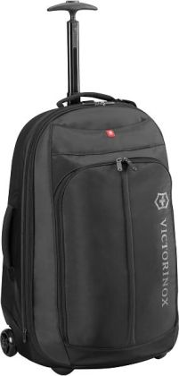 Victorinox Seefeld 25 inch Expandable Suitcase - Black