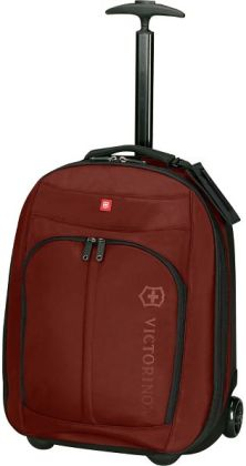 Victorinox Seefeld SL 21inch Carry On Suitcase- Maroon