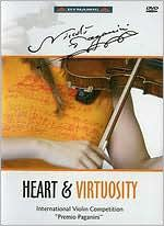 Heart and Virtuosity: International Violin Competition