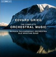 Grieg: The Complete Orchestral Music [Box Set]