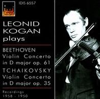 Beethoven: Violin Concerto, Op. 61; Tchaikovsky: Violin Concerto, Op. 35