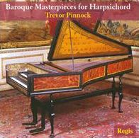 Baroque Masterpieces for Harpsichord