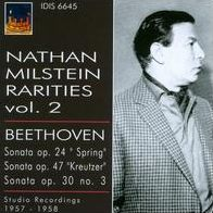 Nathan Milstein Rarities, Vol. 2