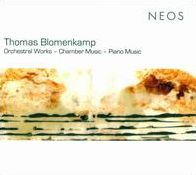 Thomas Blomenkamp: Orchestral Works; Chamber Music; Piano Music