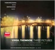 Virgil Thomson: Three Pictures