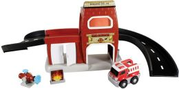 Go Go City Fire Station Playset