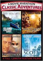 4 Movie Marathon: Classic Adventures