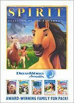 Dreamworks Family Animated Movie Collection