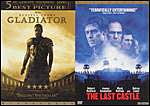 Gladiator/the Last Castle