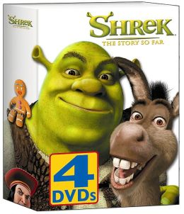 Shrek: the Story So Far