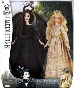 Maleficent & Aurora Giftset 2 pack