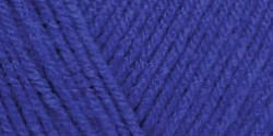 Red Heart Comfort Yarn-Royal