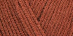 Red Heart Comfort Yarn-Brick