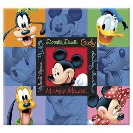 Disney Embossed Postbound Album 12