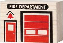 Maple Landmark 10682 NAMETRAIN- BUILDINGS- FIRE DEPARTMENT